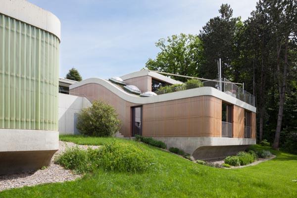 Häuser im Wygärtli, Hofstetten, Beck + Oser Architekten, Basel/Hofstetten