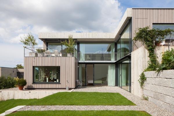 Haus Birkhaeuser, Dornach, ON3 Architekten, Basel