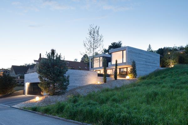 Haus Stoecklin, Rauracherweg 35, Hofstetten, Beck Oser Architekten Basel, Switzerland, CHE, © B o e r j e  M u e l l e r  P h o t o g r a p h y , k o n t a k t @ b o e r j e m u e l l e r . c o m