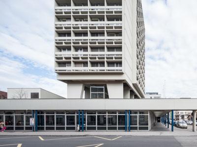 Bauten 1940-80