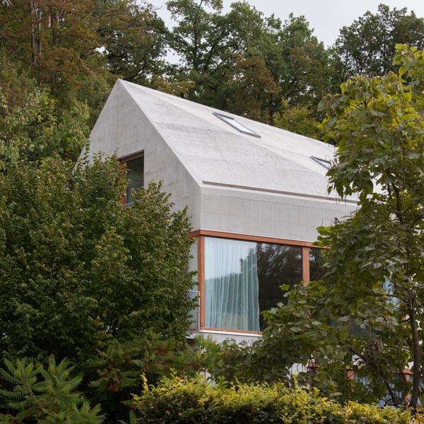 Zweifamilienhaus, Alte Hofstetter Strasse 32, Flüh, Beck Oser Architekten, Basel, Switzerland, CHE, © B o e r j e  M u e l l e r  P h o t o g r a p h y , k o n t a k t @ b o e r j e m u e l l e r . c o m